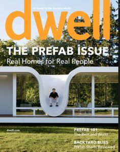 When I read this issue I thought this was the coolest house!