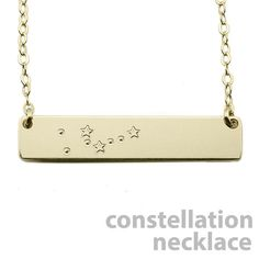 Constellation Necklace - The Urban Smith – Spitfire Girl