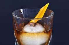 Photo of Old Fashioned cocktail