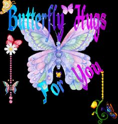 All Glitter Graphics - Bing images Tribal Butterfly, Butterfly Images, Butterfly Kisses, Butterfly Wallpaper, Butterfly Quotes, Hug Gif, Hug Quotes, Healing Hugs, Glitter Pictures