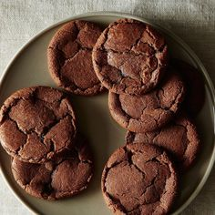 Super easy, super soft and yummy. Chocolate Hazelnut Crack Ups  recipe on Food52