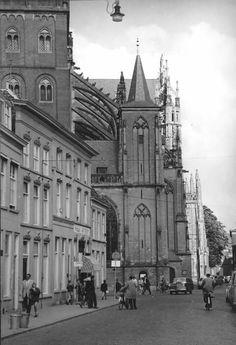 Kerkstraat richting sint jan