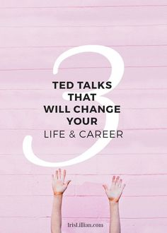 """Three TED Talks that will change your life & career. An HR rep once told, """"It's your obligation to be happy, dear. Ted Talks, Self Development, Personal Development, Master Degree Programs, Career Inspiration, This Is Your Life, Career Change, Career Advice, Career Success"""