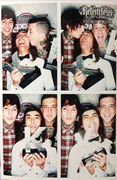 these boys XD