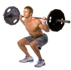 this is how to do a proper squat