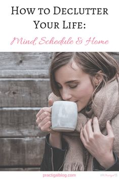 Find out how to declutter your life when you don't even know where to begin! Learn the ideal decluttering order, as well as how to declutter key areas. Declutter Your Mind, Thing 1, Minimalist Lifestyle, Minimalist Living, You Know Where, Slow Living, Mindful Living, Life Organization, Organizing Ideas