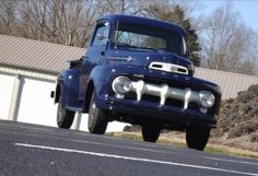 '52 Ford F-1