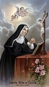 St. Rita of Cascia in Art