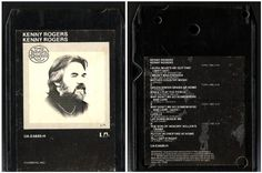 Rogers, Kenny / Kenny Rogers / United Artists UA-EA689-H (8-Track Tape), $3.00