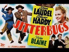 Jitterbugs (1943) full movie Filme ''Jitterbugs'', de 1943, estrelado por Stan Laurel, Oliver Hardy e Vivian Blaine. Com Robert Bailey (creditado como Bob Bailey), Douglas Fowley, Noel Madison, Lee Patrick e Robert Emmett Keane. Dirigido por Malcolm St. Clair.