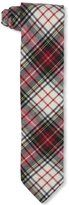 Faconnable  Tailored Denim Men's Plaid Pattern Neck Tie