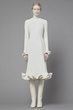 Valentino // Pre-Fall 2013 - LAUGH YOUR WAY TO DIVA-DOM! http://geisha-mania.blogspot.com/2014/03/get-in-touch-with-your-inner-geishanista.html