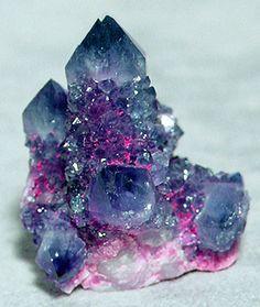 Spirit quartz.