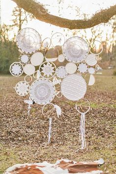 33 Wedding Backdrop Ideas For Ceremony, Reception & More ❤ See more: http://www.weddingforward.com/wedding-backdrop-ideas/ #weddings #decoration