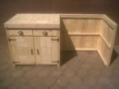 Kitchen Cupboard Base unit Farmhouse series 1860 for Gas stove Brakpan - image 1