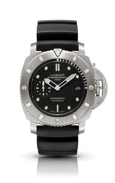 Luminor Submersible 1950 2500M 3 Days Automatic Titanio PAM00364 - Collection 2013 - Watches Officine Panerai