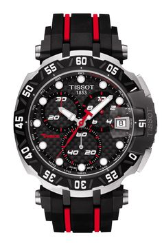 Official Tissot Website - Watches - Special Collections - TISSOT T-RACE MOTOGP 2015 - T0924172720100