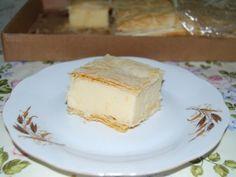 Cremsnit rapid si simplu de preparat Ale, Cheesecake, Cooking Recipes, Sweets, Desserts, Pastries, Food, Vitamin E, Romanian Recipes