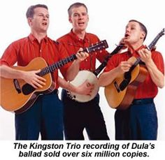 Tom Dooley | Kingston Trio | Paul Slade - Journalist