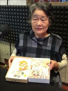 【連区23】  今朝ご出演いただいたのは「三条連区」から「篭屋みどり会 婦人部 部長」の「長崎 悌子」さんでした。