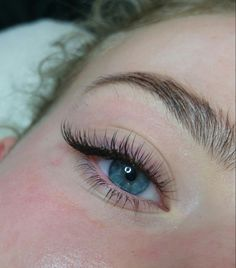 Eyelash extension ❤