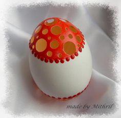 Fler BLOG   Mithril-art / Jak se rodí kraslice Viria, Egg Decorating, Easter Eggs, Carving, Create, Egg As Food, Wood, Scrappy Quilts, Craft