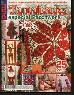 MANUALIDADES ESPECIAL PATCHWORK Nº 5 - Denise Baeza Fuentes - Webové albumy programu Picasa