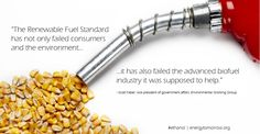 A chorus of concerned groups are calling for repeal or reform of the nation's ethanol mandates under the Renewable Fuel Standard.