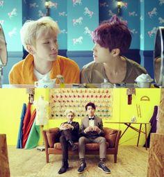 Toheart release MV teaser for 'Delicious'  #kpop #smunit #kpopnews #kpopalbum #woohyun #key #shinee #infinite #kpopunit #idol #kpopmap