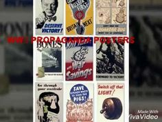 ETSY STORE RetroDiyandPlants BLOG:  WW2 II World War / Propaganda A4 Vintage Government Poster 's