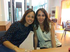 Las primeras voluntarias de la Casa Ronald de Madrid