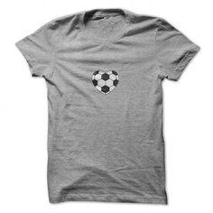 Love Football / Soccer - Hot Trend T-shirts