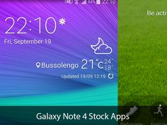 Download Samsung Galaxy Note 4 Stock Apps