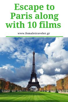 Escape to Paris along with 10 films *Translation button at the top*