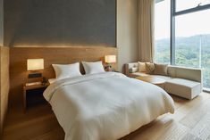 """Slated for a grand opening on January 18, the first hotel from the popular Japanese retailer will offer rooms that are """"anti-gorgeous and anti-cheap."""""""