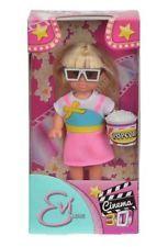 105732337 2 Simba Evi Love 3D Cinema Kino Puppe 12 cm Kino mit Brille