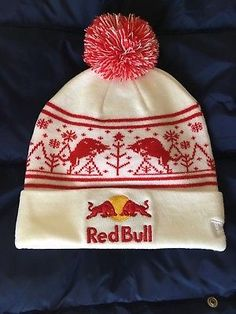 70feb84a Beanie Red Bull New Era Athlete Only Red Bull Hats, Cheap Beanies, Grey Hat