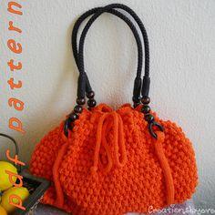 Funky bobbles shoulder bag