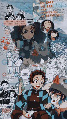 (yaoi)demon slayer book - tanjirou x inosuke part 2 - Wattpad Otaku Anime, All Anime, Anime Guys, Anime Art, Cool Anime Wallpapers, Cute Anime Wallpaper, Cartoon Wallpaper, Wallpaper Animes, Animes Wallpapers