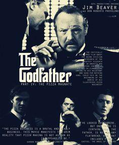 #Supernatural #TheGodfather