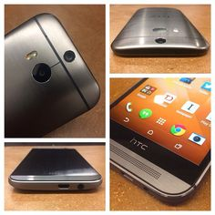 The new HTC One (M8)