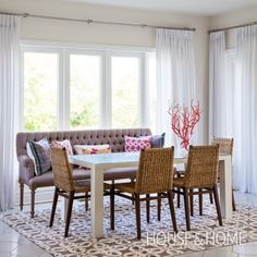 Photo Gallery: Mix & Match Dining Chairs | House & Home