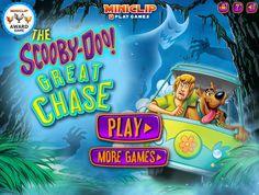 Ayuda a Scooby Doo y sus amigos en manejar bien el carro del misterio en el bosque y huir de los fantasmas que veas en el retrovisor, no dejes que te golpee y atrapa todo lo que encuentres en el camino, esquiva los obstáculos.