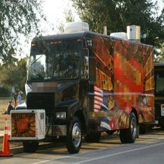 Chevy Step Van Solar Powered Food Truck For Sale In