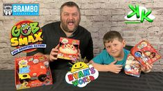 Ryan's World Toys Gob Smax Whole Collection Unboxing from Brambo Toys Pop Tarts, Infinite, Snack Recipes, The Incredibles, Toys, Blog, Collection, Snack Mix Recipes, Activity Toys