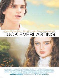 El bosque mágico de Tuck (AKA El manantial de la eterna juventud)