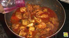 Konkani Chicken a Maharashtrian kombdi recipe Indian Chicken Recipes, Veg Recipes, Indian Food Recipes, Vegetarian Recipes, Cooking Recipes, Healthy Recipes, Ethnic Recipes, Recipe Form, Maharashtrian Recipes
