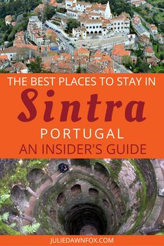 I firmly believe that Sintra deserves more than a day trip. Once the majority of the tourists have disappeared back to their Lisbon hotels, the historical town takes on a more relaxed atmosphere - strolling around the cobbled streets is more pleasurable without the hoards. Click through to see my hand-picked list of some of the best Sintra accommodation in terms of quality, style and value for money. | Julie Dawn Fox in Portugal #portugal #sintra #accommodationguide #wheretostay…