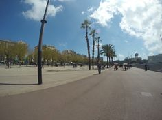 Mare in Barceloneta