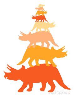 Orange Tritop Taidevedos